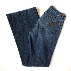 7 For All Mankind Dojo jeans 27/33